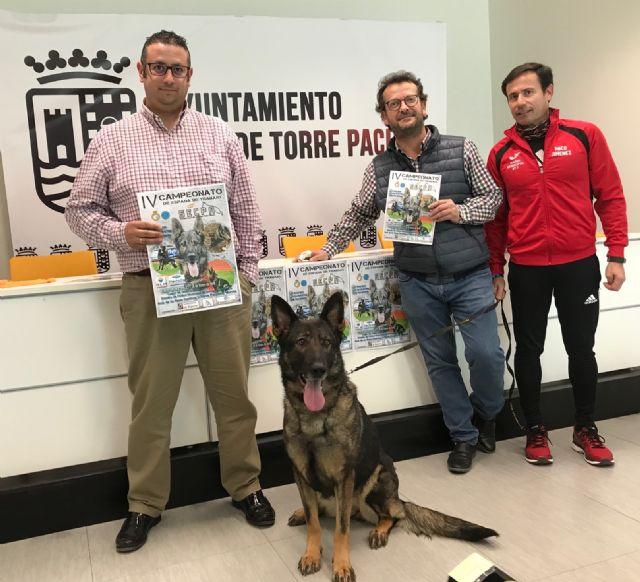 Campeonato de España de Adiestramiento Canino en Dolores de Pacheco - 2, Foto 2