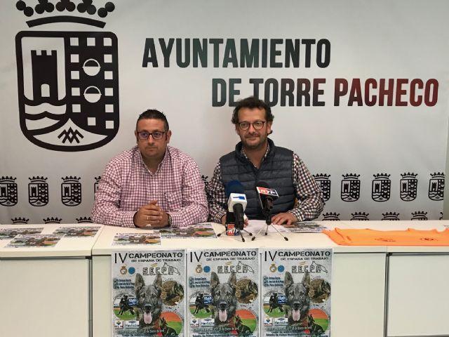 Campeonato de España de Adiestramiento Canino en Dolores de Pacheco - 3, Foto 3