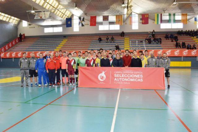 Mazarrón alberga la fase previa del Campeonato de España de Fútbol Sala sub 19 y sub 16, Foto 1