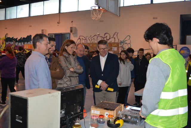 El IES Europa celebra la I Semana de la Ciencia y la Tecnología - 1, Foto 1