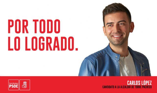 El PSOE de Torre Pacheco anima a defender todo lo logrado en estos tres años de cambio - 1, Foto 1