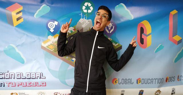 El pleguero Salva Cifuentes Huéscar representará a España en el encuentro juvenil internacional de Ghana - 1, Foto 1