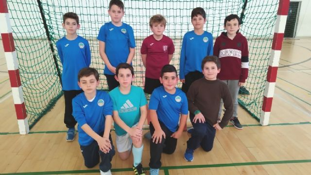 End of the Local Phase of Multisport and Soccer School Sports Hall, with the delivery of trophies, Foto 8