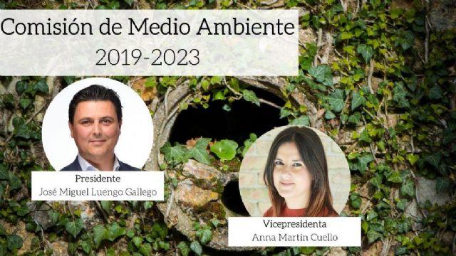 El alcalde de San Javier, José Miguel Luengo presidirá la Comisión de Medio Ambiente de la Federación Española de Municipios y Provincias - 1, Foto 1
