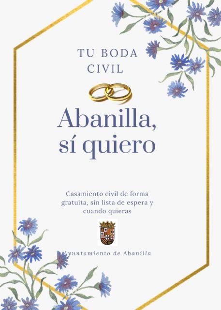 """""""abanilla, sí quiero"""" una nueva forma de conocernos - 1, Foto 1"""