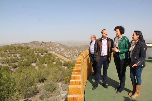 Puerto Lumbreras contará con mejoras en caminos y sendas del paraje natural Cabezo de la Jara - 1, Foto 1