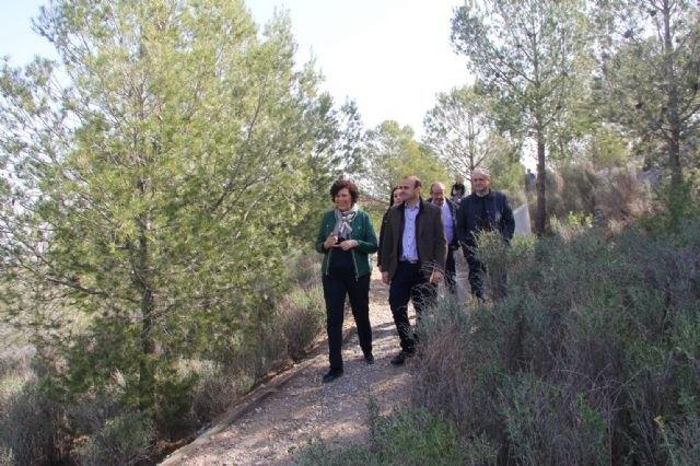 Puerto Lumbreras contará con mejoras en caminos y sendas del paraje natural Cabezo de la Jara - 2, Foto 2