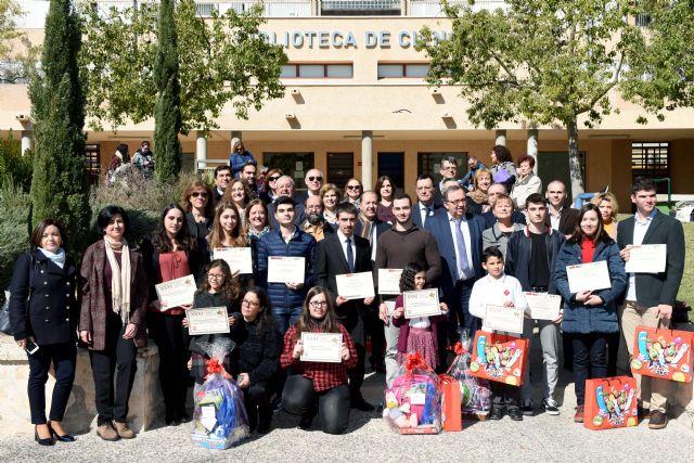La Semana de Biología de la UMU se clausura con la entrega de premios de sus tradicionales concursos - 1, Foto 1