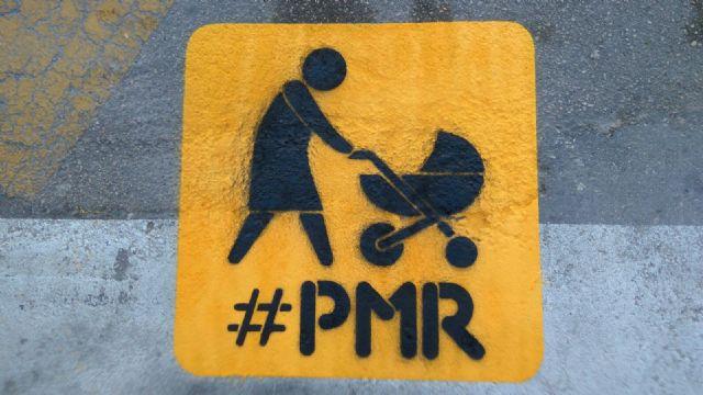 Participa este sábado en la marcha a favor de las personas con movilidad reducida, Foto 1