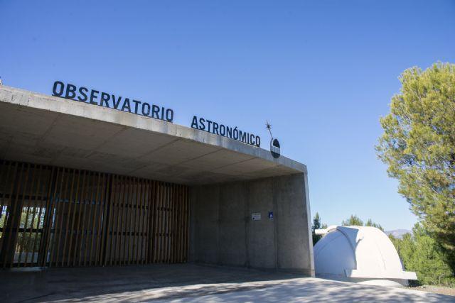 Observatorio Astronómico Cabezo de la Jara, lugar más visitado en 2018 en Puerto Lumbreras - 1, Foto 1