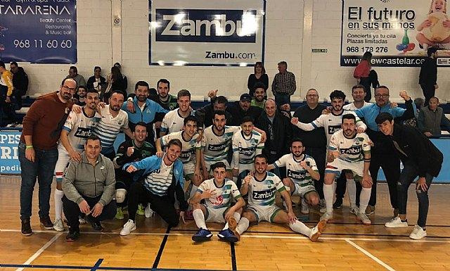 Zambú CFS Pinatar volvió a ganar en casa - 1, Foto 1