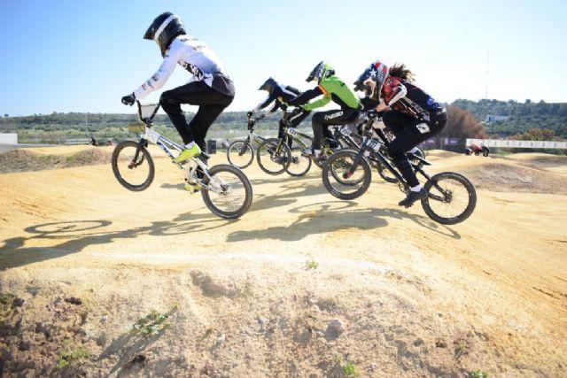 Mazarrón disfruta de un excelente fin de semana de ciclismo BMX con deportistas de todo el mundo - 1, Foto 1