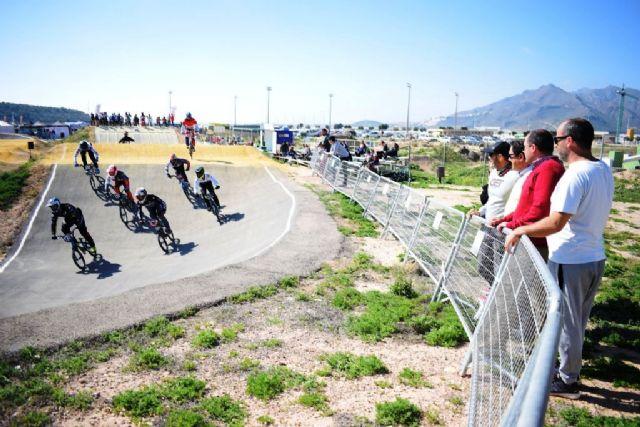 Mazarrón disfruta de un excelente fin de semana de ciclismo BMX con deportistas de todo el mundo - 2, Foto 2