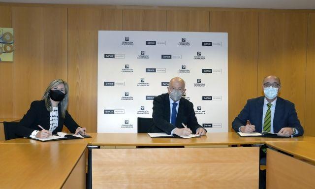 Bankia aporta 610.000 euros a Fundación Cajamurcia para impulsar programas sociales, culturales y medioambientales en la Región - 2, Foto 2