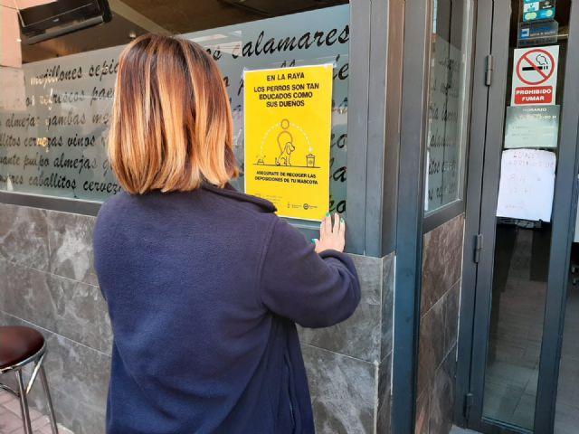 La Raya también dice no a los excrementos de mascotas abandonados en sus calles - 4, Foto 4