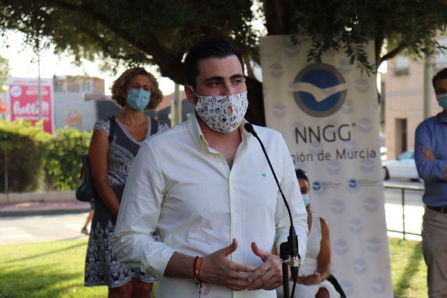 NNGG condena la violencia callejera y pide al resto de formaciones juveniles políticas de la Región que hagan lo mismo, Foto 1
