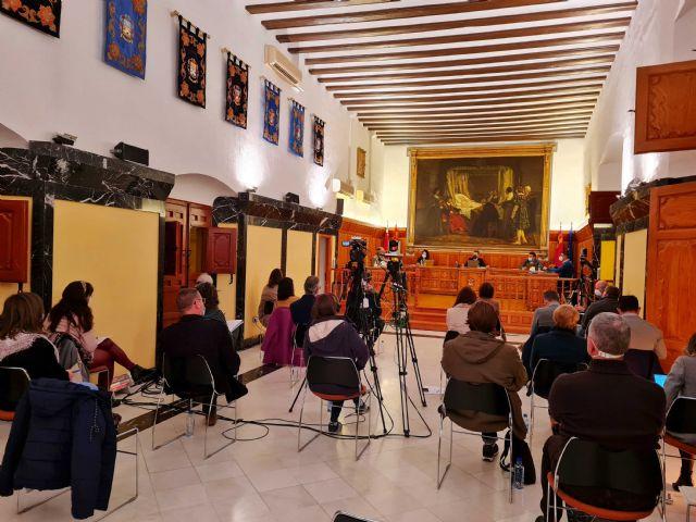El Ayuntamiento de Caravaca pasa a formar parte de la Fundación Conde Santa Ana de las Torres que convertirá la restaurada Casa de San Juan de la Cruz en una nueva referencia cultural de la localidad - 3, Foto 3