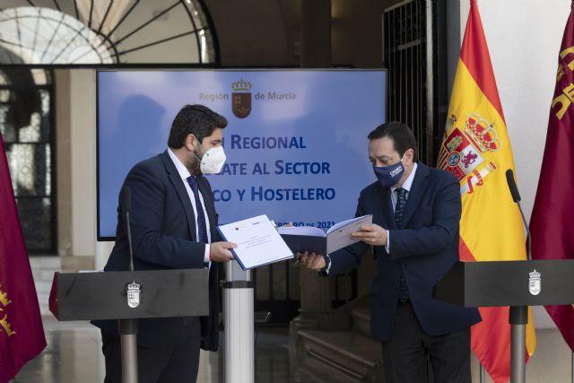 [El Gobierno regional moviliza otros 37 millones de euros para el Plan de Rescate de turismo y hostelería con ayudas directas para el sector, Foto 1