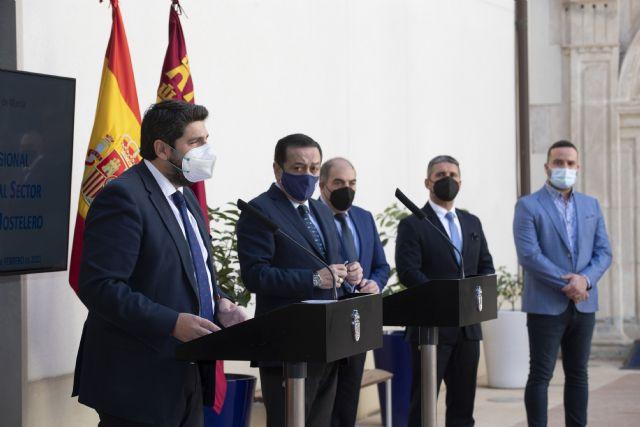 [El Gobierno regional moviliza otros 37 millones de euros para el Plan de Rescate de turismo y hostelería con ayudas directas para el sector, Foto 2