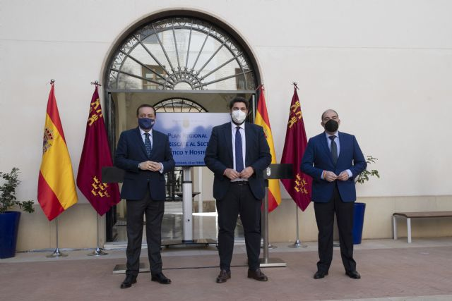 [El Gobierno regional moviliza otros 37 millones de euros para el Plan de Rescate de turismo y hostelería con ayudas directas para el sector, Foto 4