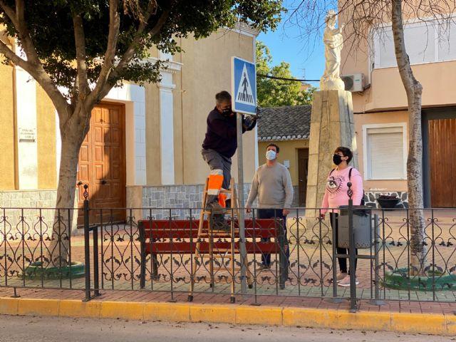 Nueva señalización de tráfico en el municipio - 1, Foto 1