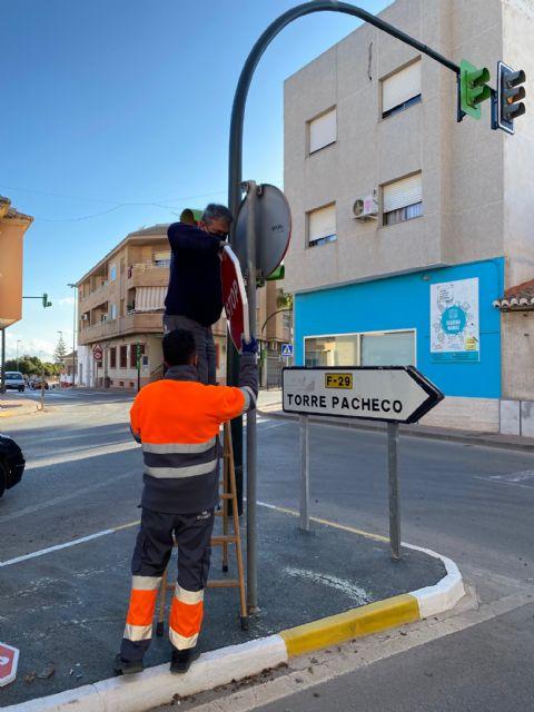 Nueva señalización de tráfico en el municipio - 4, Foto 4