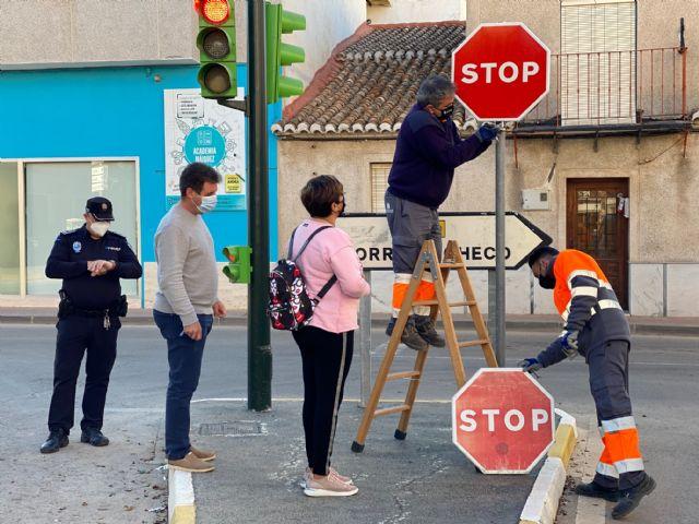 Nueva señalización de tráfico en el municipio - 5, Foto 5