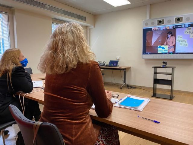 Murcia participa en la primera reunión de la comunidad de expertos de ´The Participatory Group´ - 2, Foto 2