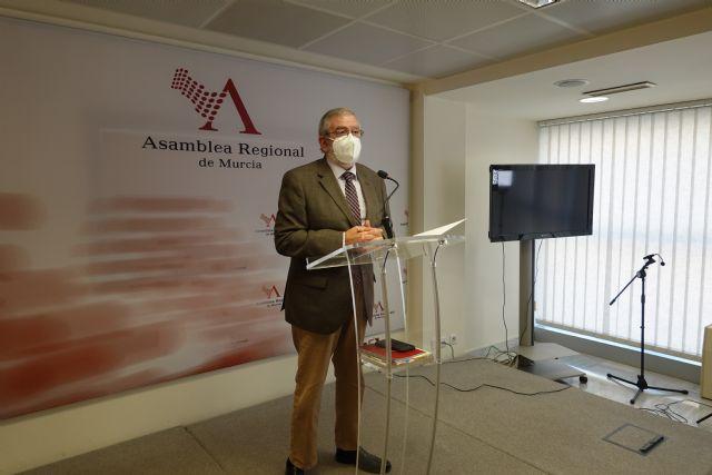 [Semana de control al Gobierno con la primera comparecencia del nuevo consejero de Salud, Foto 1