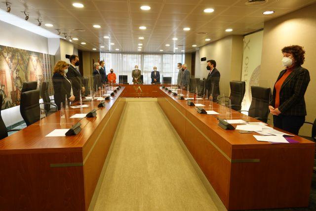 [Semana de control al Gobierno con la primera comparecencia del nuevo consejero de Salud, Foto 2