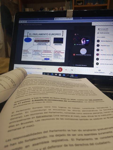 La Universidad Popular arranca su segundo cuatrimestre con toda la programación adaptada a la modalidad online - 1, Foto 1