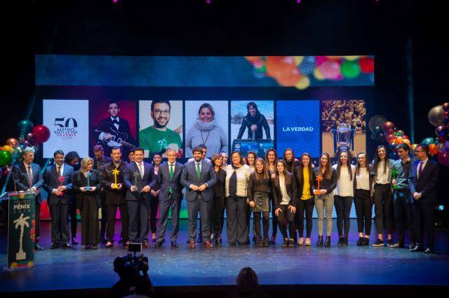 Los sanitarios de la Región, premio Fénix por su lucha contra la pandemia - 1, Foto 1