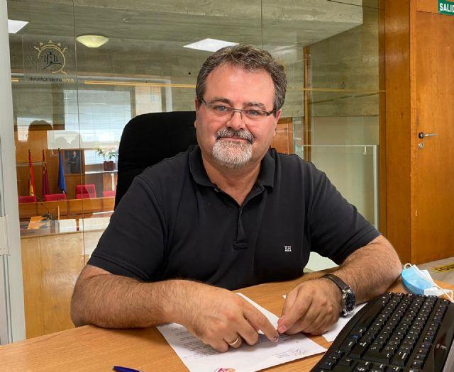 El Ayuntamiento de Lorca aprueba el expediente de contratación de las obras de consolidación del muro de la calle La Fuente situada en la pedanía de Coy - 1, Foto 1