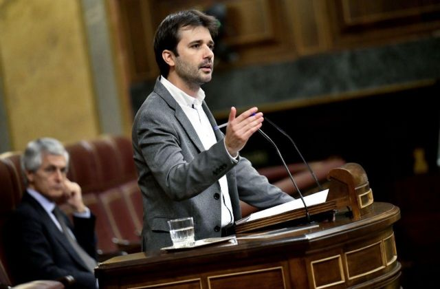 Javier Sánchez: el Pacto del Sillón va a perpetuar el inmovilismo y el caciquismo en nuestra Comunidad - 1, Foto 1