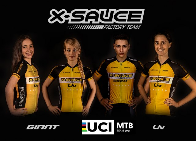 La corredora murciana Lorena Gil da el salto al equipo profesional X-Sauce Factory Team - 2, Foto 2
