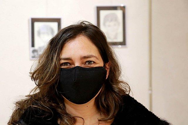 Retratos a lápiz, de Ana Isabel Sánchez Burgueño, hasta el 10 de marzo en El Molino - 1, Foto 1