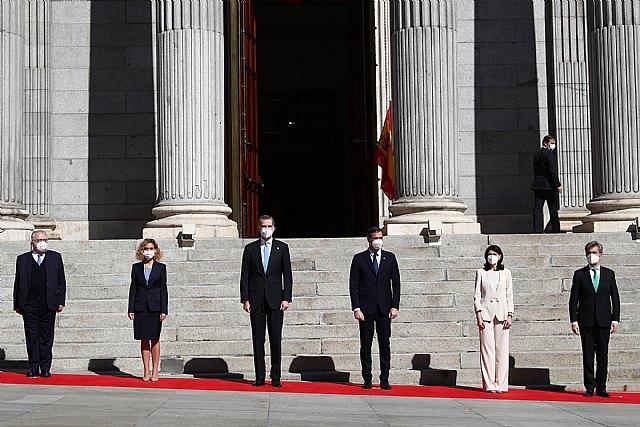 El presidente del Gobierno asiste en el Congreso al acto del 40 aniversario del 23F - 3, Foto 3
