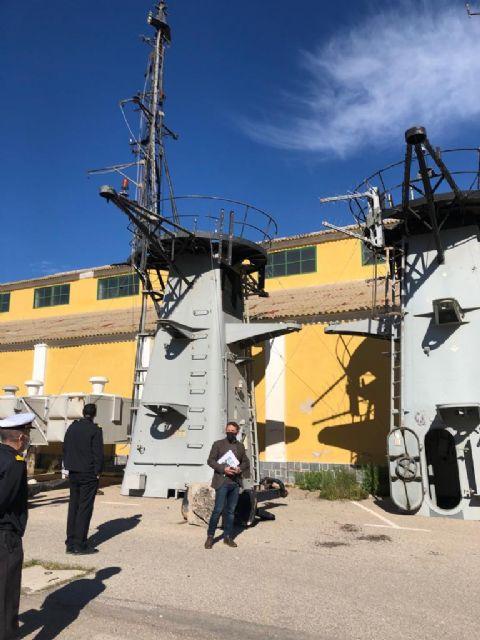 El RADAR de Torre Pacheco contará con elementos navales del Arsenal Militar de Cartagena - 2, Foto 2
