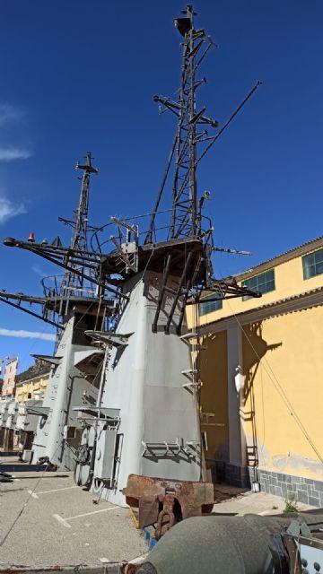El RADAR de Torre Pacheco contará con elementos navales del Arsenal Militar de Cartagena - 3, Foto 3