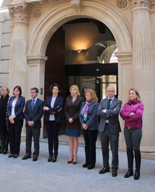 Declaración institucional del Consejo de Gobierno ante los atentados de Bruselas
