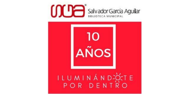 El Ayuntamiento de Molina de Segura conmemora el 10° aniversario de la Biblioteca Salvador García Aguilar con un amplio programa de actividades - 1, Foto 1