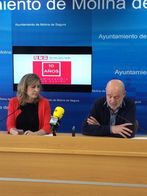 El Ayuntamiento de Molina de Segura conmemora el 10° aniversario de la Biblioteca Salvador García Aguilar con un amplio programa de actividades - 3, Foto 3