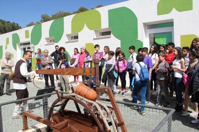 Visitas teatralizadas a la infraestructura hidráulica de la Casa del Cura para conmemorar el Día Mundial del Agua - 2, Foto 2