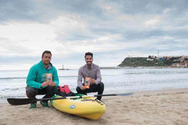 Nuevas rutas turísticas en kayak por la bahía de Mazarrón - 1, Foto 1