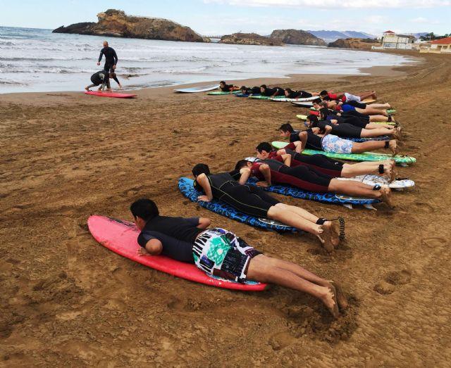 Nuevas rutas turísticas en kayak por la bahía de Mazarrón - 2, Foto 2