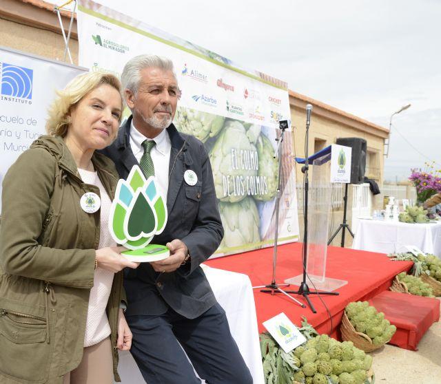El colmo de los colmos reúne a todo el sector de la alcachofa de la Región de Murcia en San Javier - 3, Foto 3