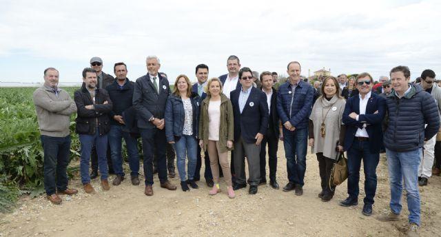 El colmo de los colmos reúne a todo el sector de la alcachofa de la Región de Murcia en San Javier - 5, Foto 5