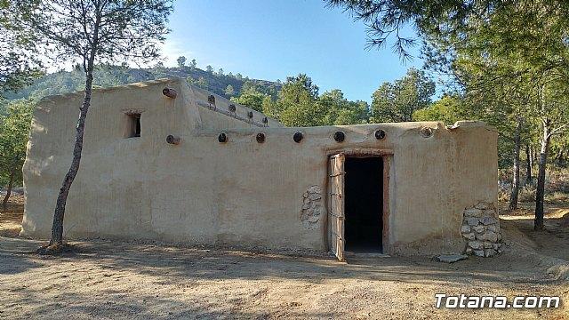 """Comunicado del """"Proyecto Bastida-UAB"""" acerca del mantenimiento de la réplica de la vivienda argárica de La Bastida, Foto 1"""