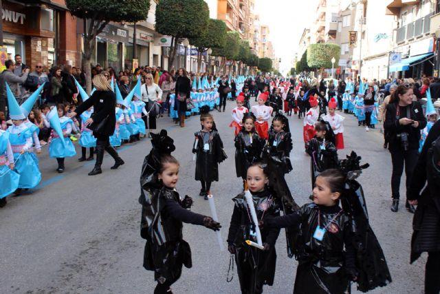 Alcantarilla vibra con la Procesión Infantil por sus calles, con unos 1800 niños y niñas - 3, Foto 3