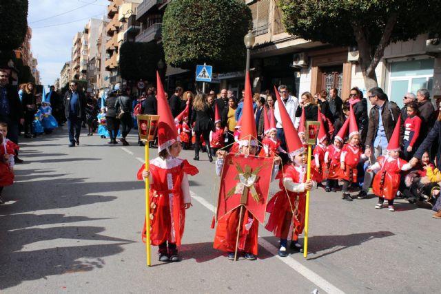 Alcantarilla vibra con la Procesión Infantil por sus calles, con unos 1800 niños y niñas - 4, Foto 4